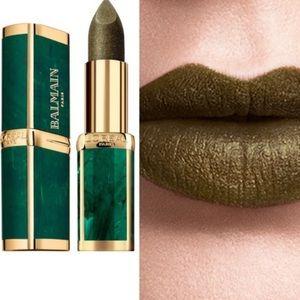 Balmain x L'Oréal Lipstick